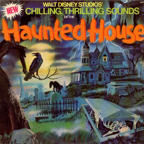 Unknown - Chilling, Thrilling Sounds Of The Haunted House