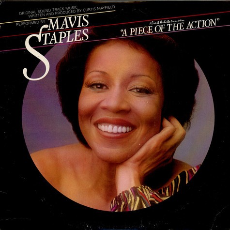 Mavis Staples - OST A Piece Of The Action