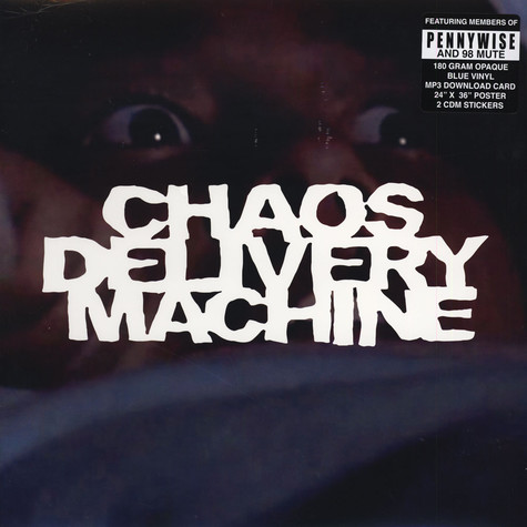 Chaos Delivery Machine - Burn Mother Fucker Burn