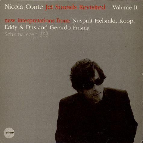 Nicola Conte - Jet Sounds Revisited Volume 2