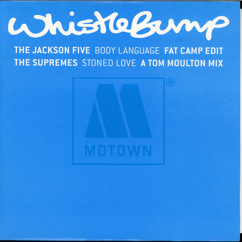 The Jackson 5 / The Supremes - Body Language / Stoned Love