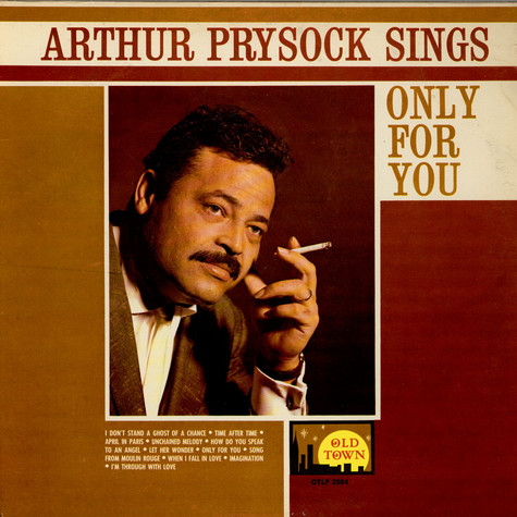 Arthur Prysock - Arthur Prysock Sings Only For You