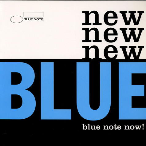 V.A. - New Blue: Blue Note Now!