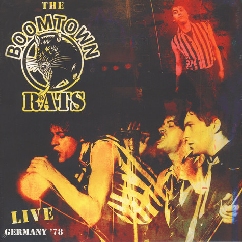 Boomtown Rats, The - Live In Germany 78