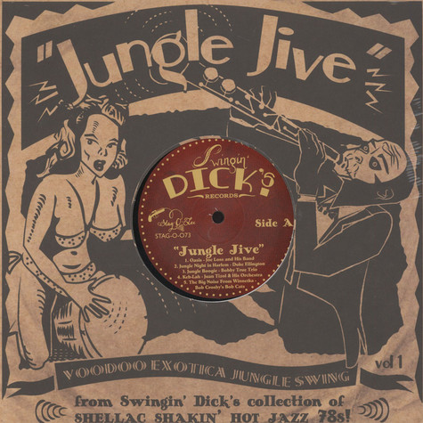 V.A. - Jungle Jive Volume 1