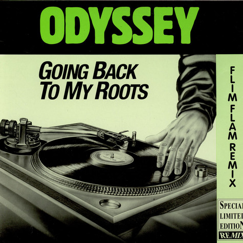 Odyssey - Going Back To My Roots (Flim Flam Remix)