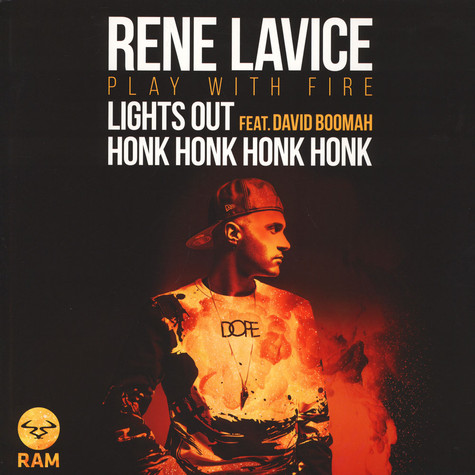 Rene Lavice - Playing With Fire Sampler