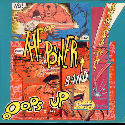 Power Band - Ooops Up Remix