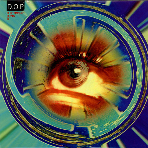 D.O.P. - Electronic Funk EP
