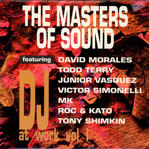 V.A. - The Masters Of Sound