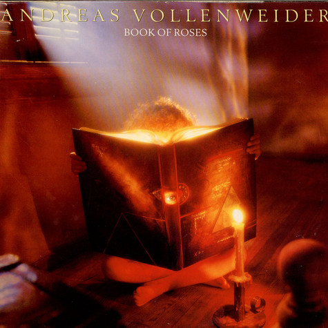 Andreas Vollenweider - Book Of Roses