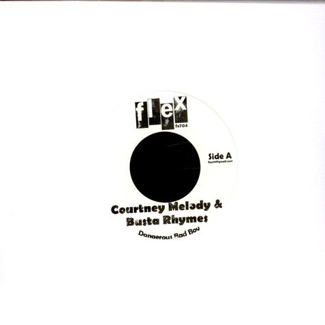 Courtney Melody & Busta Rhymes / Jungle Brothers & Ernest Ranglin - Dangerous Bad Boy / Funky Bond Street