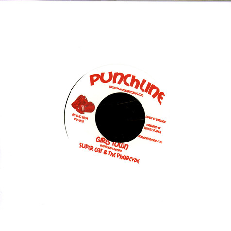 Super Cat & The Pharcyde - Girls Town / Get Impeccable