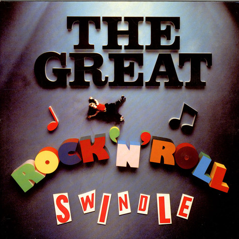 Sex Pistols - The Great Rock 'N' Roll Swindle