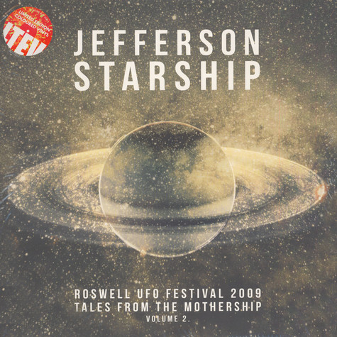Jefferson Starship - Tales From The Mothership Volume 2