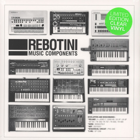 Rebotini - Musical Components