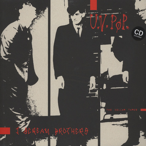 UV Pop / I Scream Brothers - The Cellar Tapes