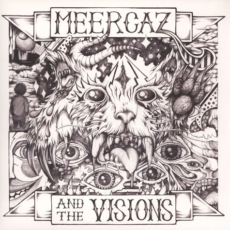 Meercaz & The Visions - Get Muzzled