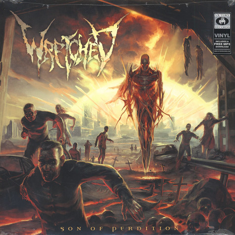 Wretched - Son Of Perdition