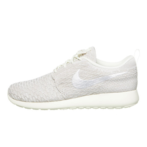 info for 41fd5 a8600 Nike. Roshe One Flyknit (Sail   White   String)