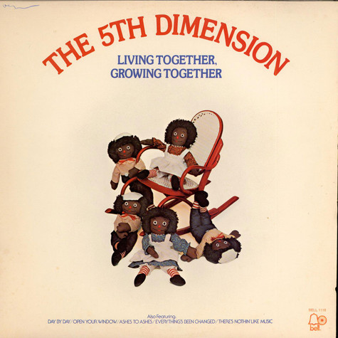 The Fifth Dimension - Living Together, Growing Together