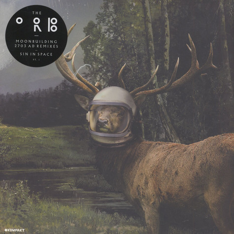 Orb, The - Moonbuilding 2703 AD Remixes Sin In Space Part 1