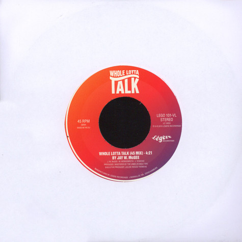 Jay W. McGee - Let's Fall In Love