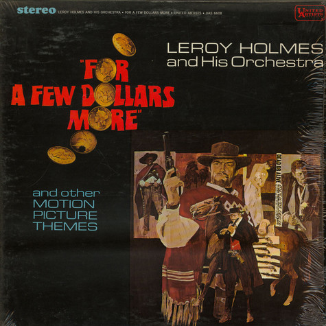 LeRoy Holmes Orchestra - For A Few Dollars More OST