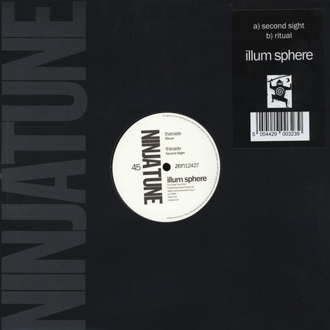 Illum Sphere - Second Sight