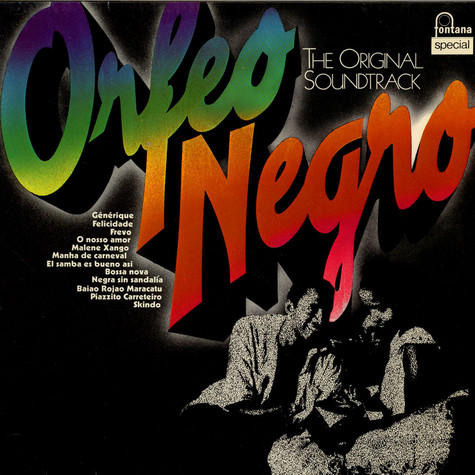 V.A. - OST Orfeo Negro