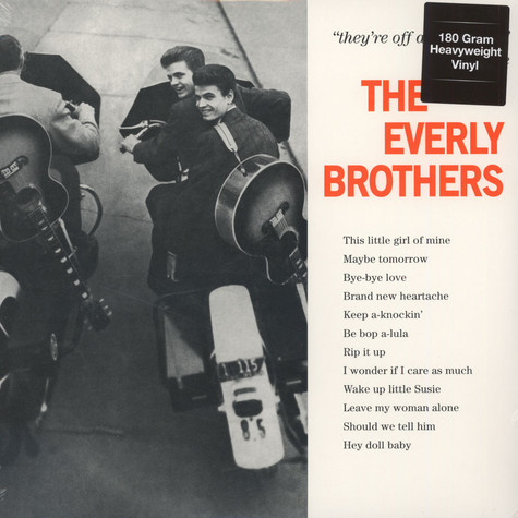 Everly Brothers - Everly Brothers 180g Vinyl Edition