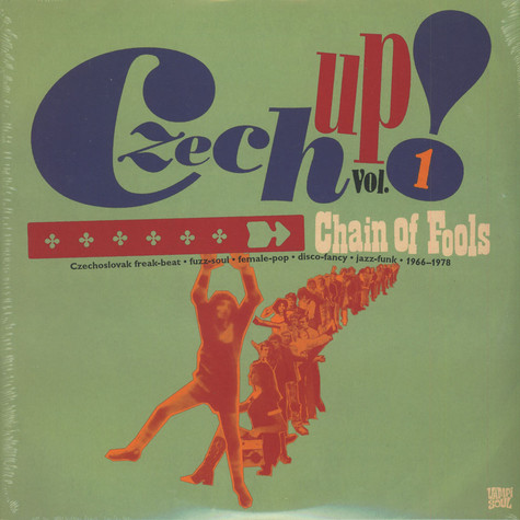 V.A. - Czech Up! Volume 1 - Chain Of Fools