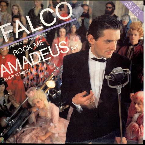 Falco - Rock Me Amadeus (Salieri-Version)