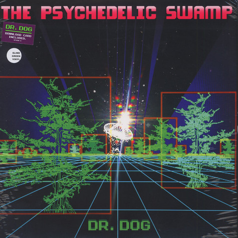Dr. Dog - Psychedelic Swamp Colored Vinyl Edition