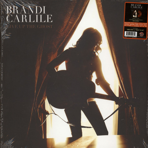 Brandi Carlile - Give Up The Ghost (Gate) Coke Clear Vinyl Edition