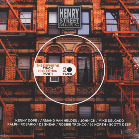 V.A. - 20 Years Of Henry Street Music