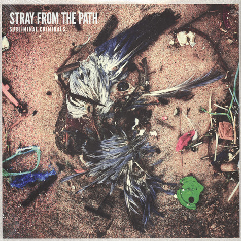 Stray From The Path - Subliminal Criminals Toxic Splatter Vinyl Edition