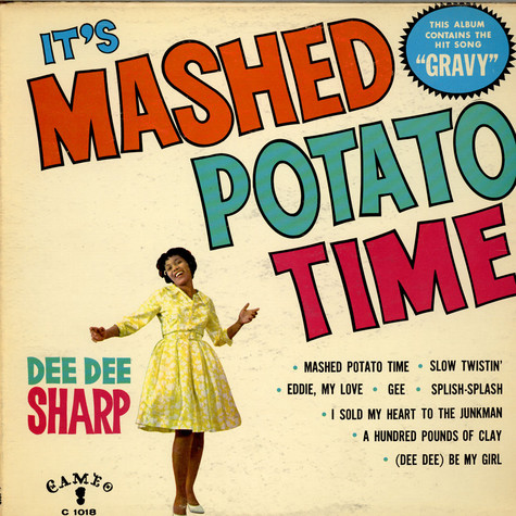 Dee Dee Sharp Gamble - It's Mashed Potato Time