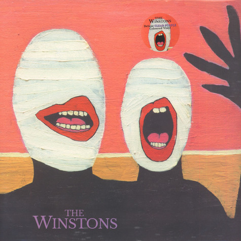Winstons, The - The Winstons Colored Vinyl Edition