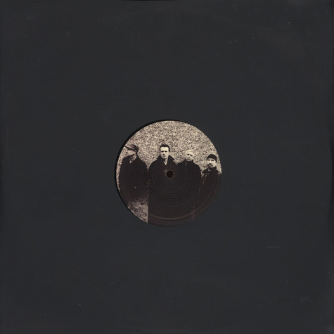 U2 - With Or Without You Black Vinyl Edition