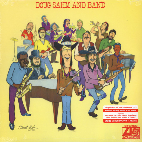 Doug Sahm - Doug Sahm And Band