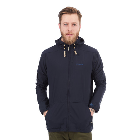 Patagonia - Stretch Terre Planing Zip-Up Hoodie