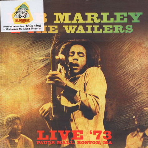 Bob Marley & The Wailers - Live In '73