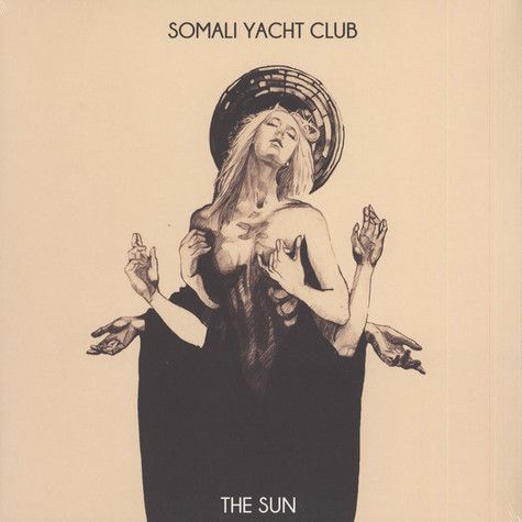 Somali Yacht Club - The Sun Black Vinyl Edition