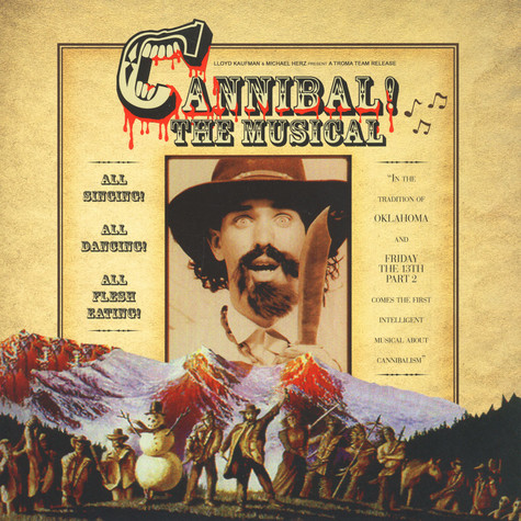Trey Parker - OST Cannibal! The Musical