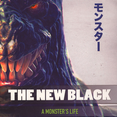 New Black - A Monster's Life