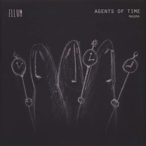 Agents Of Time - Magma