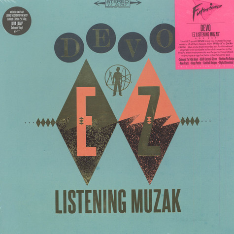 Devo - EZ Listening Muzak Antique Walnut Vinyl Edition