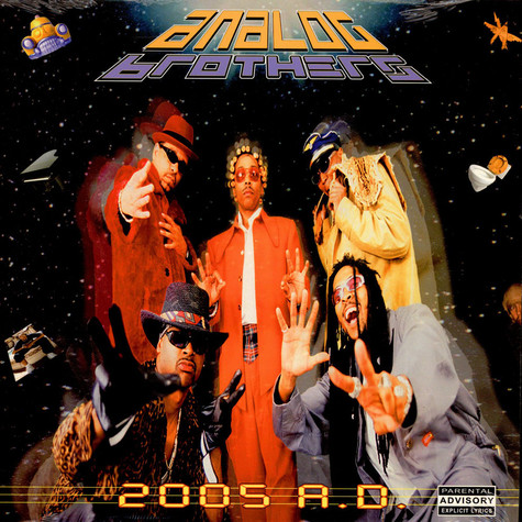 Analog Brothers - 2005 A.D.