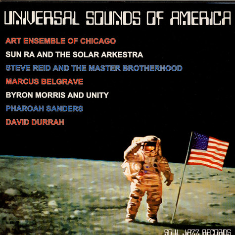 V.A. - Universal Sounds Of America